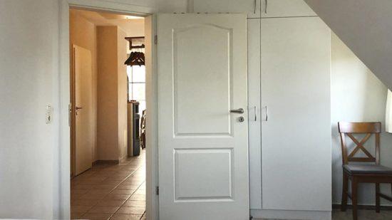 Ferienwohnung Ostseebad Wustrow · Noorderfeld OG · Schlafzimmer 2 mit 2 Einzelbetten